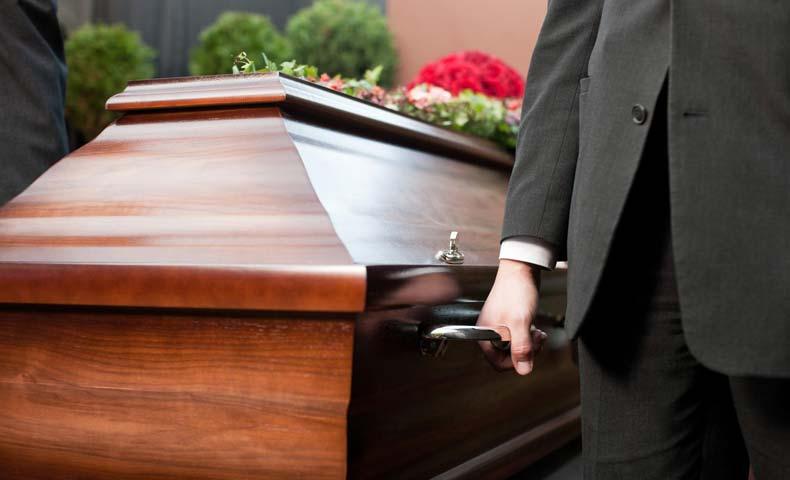 Société de pompes funèbres
